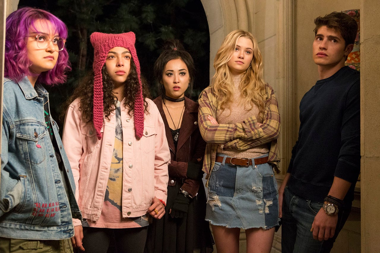 runaways marvel five Marvel Runaways
