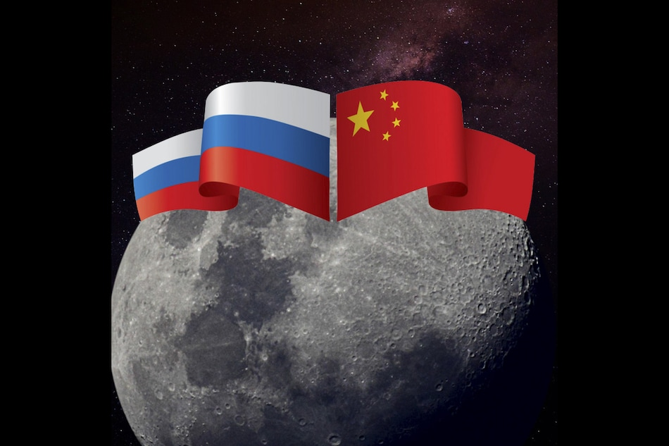 China and Russia Signs Agreement to Develop Space Station on Moon