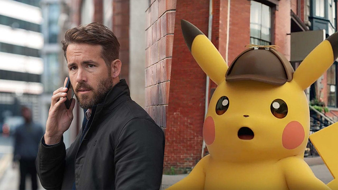Deadpool Star Ryan Reynolds Will Star as Detective Pikachu in Pokemon Movie