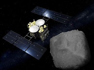 Japan's Hayabusa2 Space Probe on Its Way Back After Ryugu Asteroid Mission