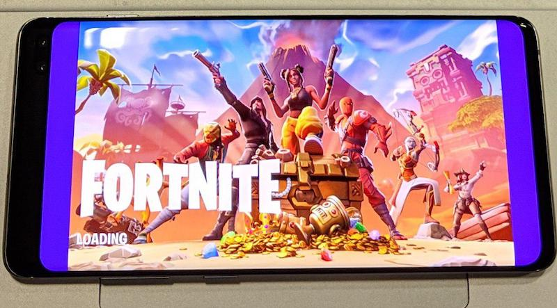 Fortnite Update 8.11 Out Now, Fixes Samsung Galaxy S10 Full-Screen Support