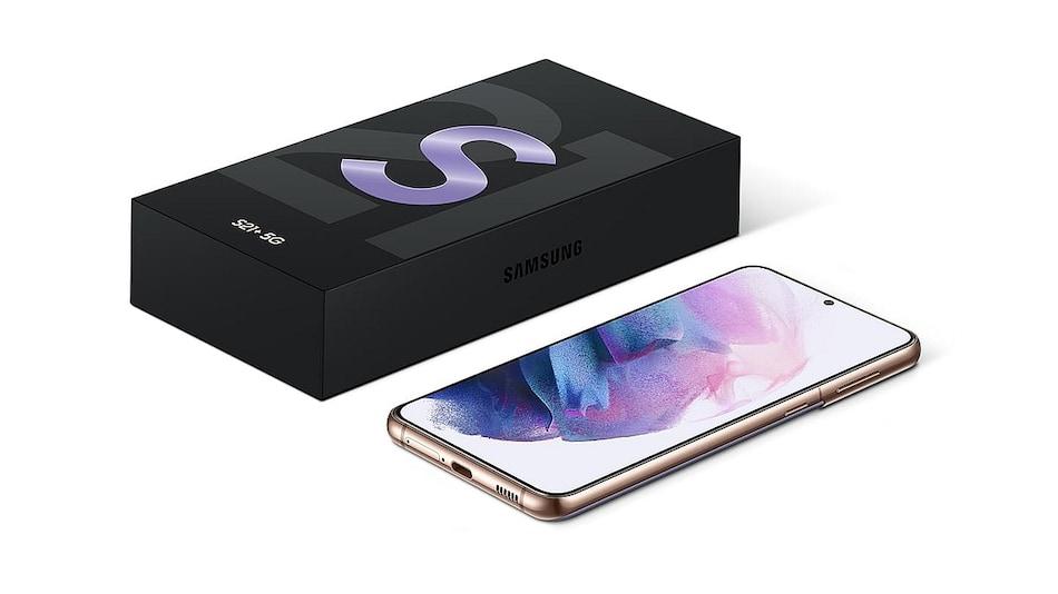 Samsung Galaxy S21+ पर पाएं 5,000 रुपये का कैशबैक, Galaxy S21, Galaxy S21 Ultra पर भी मिल रहे शानदार ऑफर्स