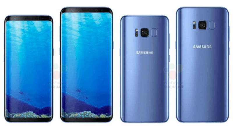 Samsung Galaxy S8, Galaxy S8+ Images, Specifications, Accessories Leaked a Day Ahead of Launch