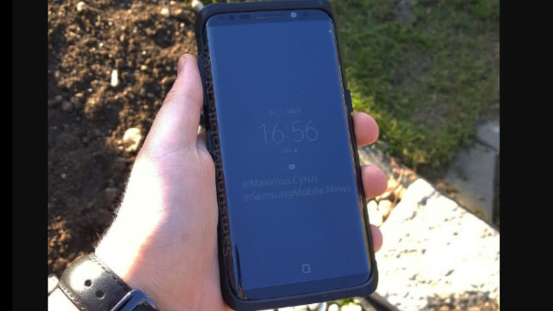Samsung Galaxy S8, Galaxy S8+ Reportedly Certified by US FCC; Comparison and Live Image Leaked