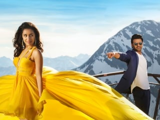 Saaho Out Now in India in Hindi, Tamil, Telugu, and Malayalam