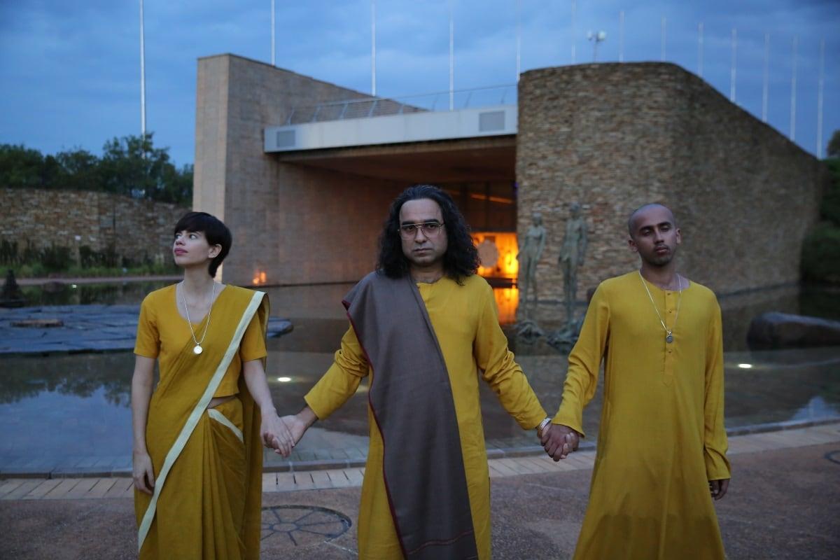 sacred games 2 batya guruji Sacred Games 2
