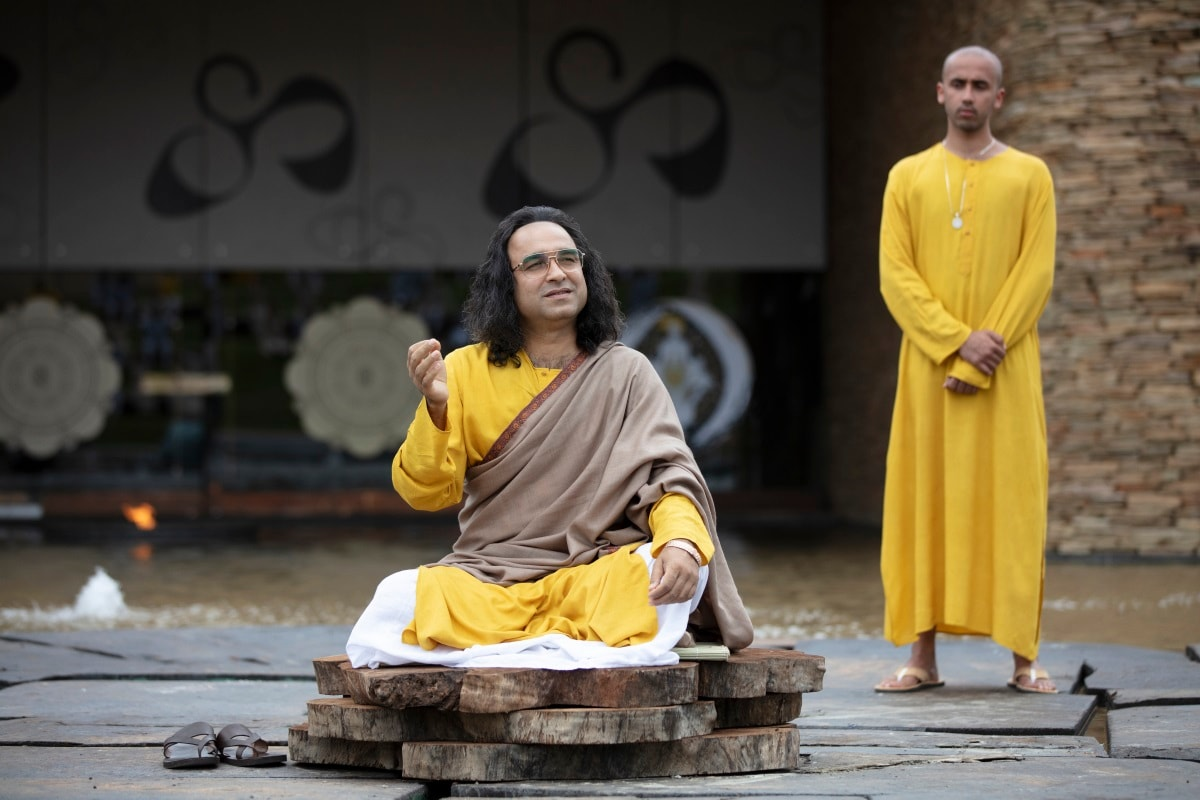 sacred games 2 pankaj tripathi guruji Sacred Games 2