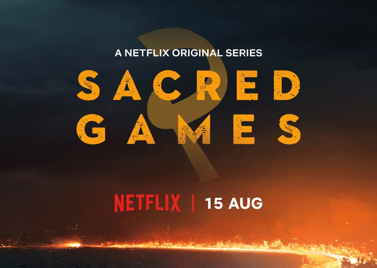 Sacred Games 2 Is Now Streaming on Netflix in India, and Available for Offline Download