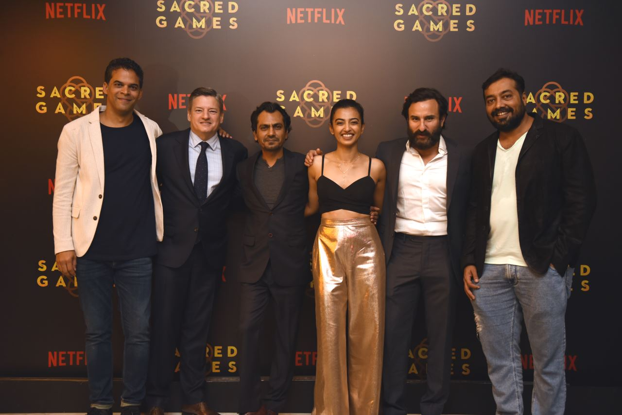 Netflix Renews Sacred Games for Season 2, New Director Neeraj Ghaywan Announced