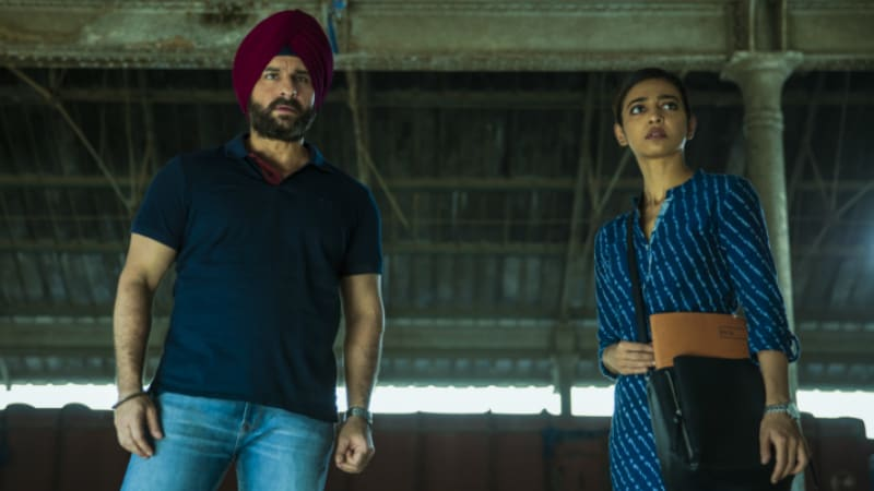 Sacred Games Season 1 Episode Summaries and Ending Explained
