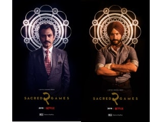 OnePlus 7 Pro to Support Netflix HDR, Used to Shoot Sacred Games 2 Posters