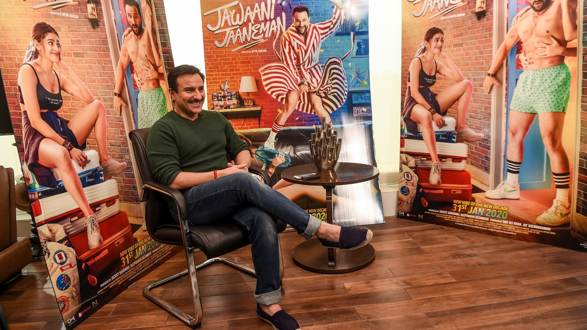 Saif Ali Khan: A Star in Bollywood — and on Netflix