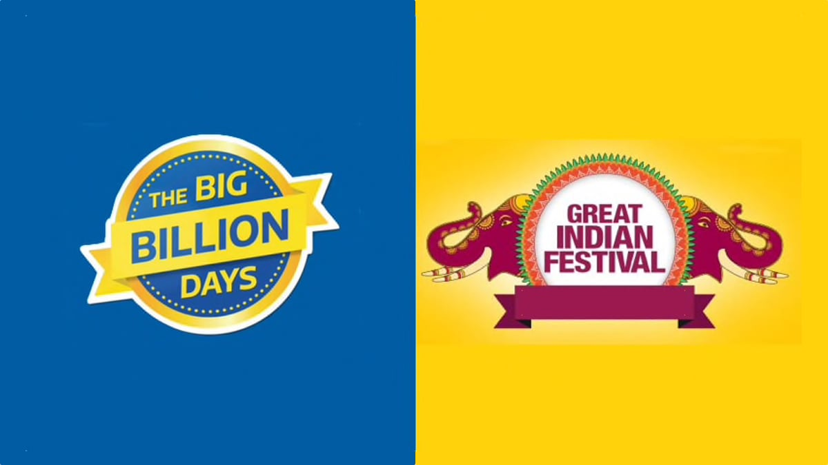 Amazon Great Indian Festival 2019 Sale, Flipkart Big Billion Days Sale: என்ன எதிர்பார்க்கலாம்?