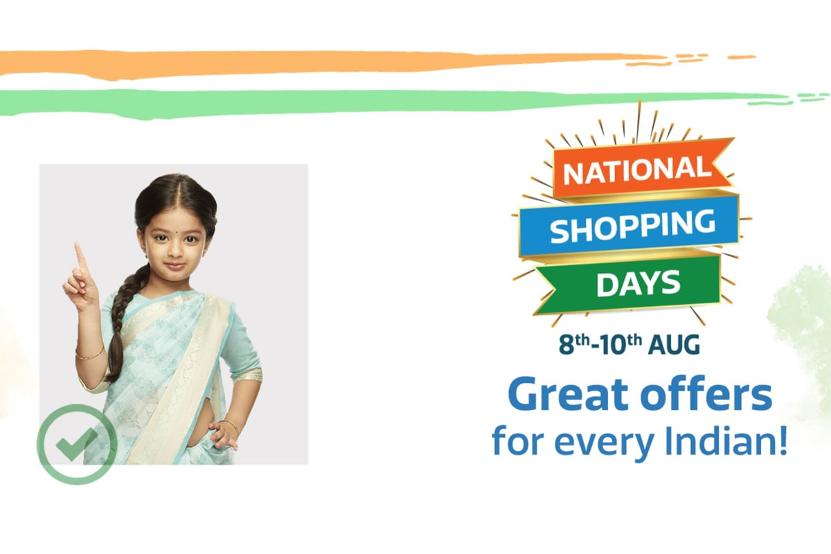 Flipkart National Shopping Days Sale Kicks Off From August 8, Top Offers on Mobile Phones Revealed