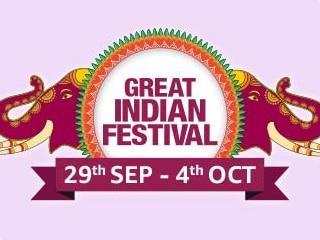 'Amazon Great Indian Festival 2019 Sale' சிறந்த சலுகைகளின் பட்டியல் இங்கே!