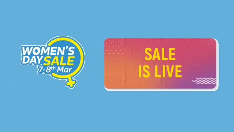 Women's Day 2019: Flipkart Sale Kicks Off With Offers on Asus ZenFone 5Z, Redmi Note 6 Pro, iPhone XR, Oppo F9, and More