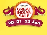 Amazon Great Indian Sale Starts on January 20: Here Are the Deals and Discounts