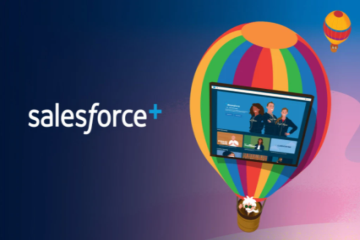 Salesforce Jumps Into Streaming With Salesforce+, to Feature Business-Focussed Content