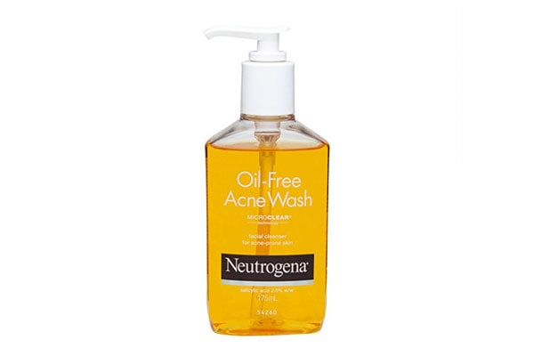 best salicylic acid products in india Neutrogena Oil Free Acne Face Wash, 175ml
