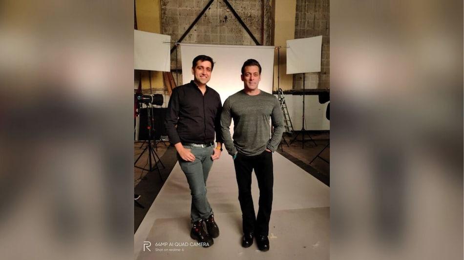 Realme 6 With 64-Megapixel Quad Camera Setup Teased by Company's India CEO Madhav Sheth