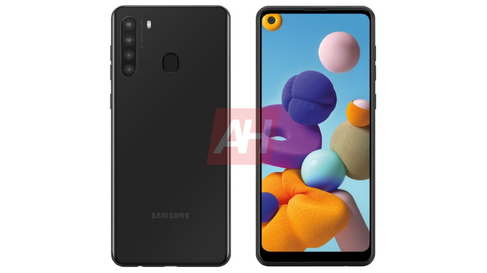 Samsung Galaxy A21s Will Have A Large 5 000mah Battery And Macro Camera Report Technology News