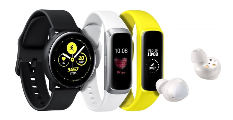 samsung galaxy fit fit e watch buds samsung Samsung Wearables