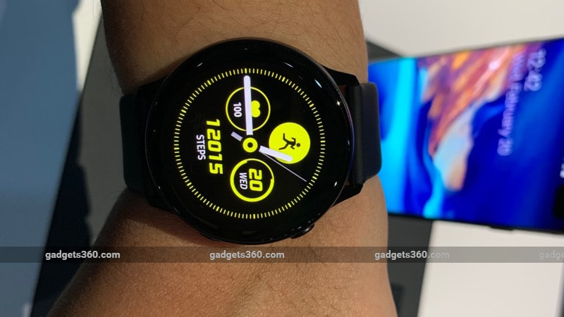 Samsung Galaxy Watch Active, Galaxy Fit, Galaxy Fit E Wearables Unveiled: All You Need to Know