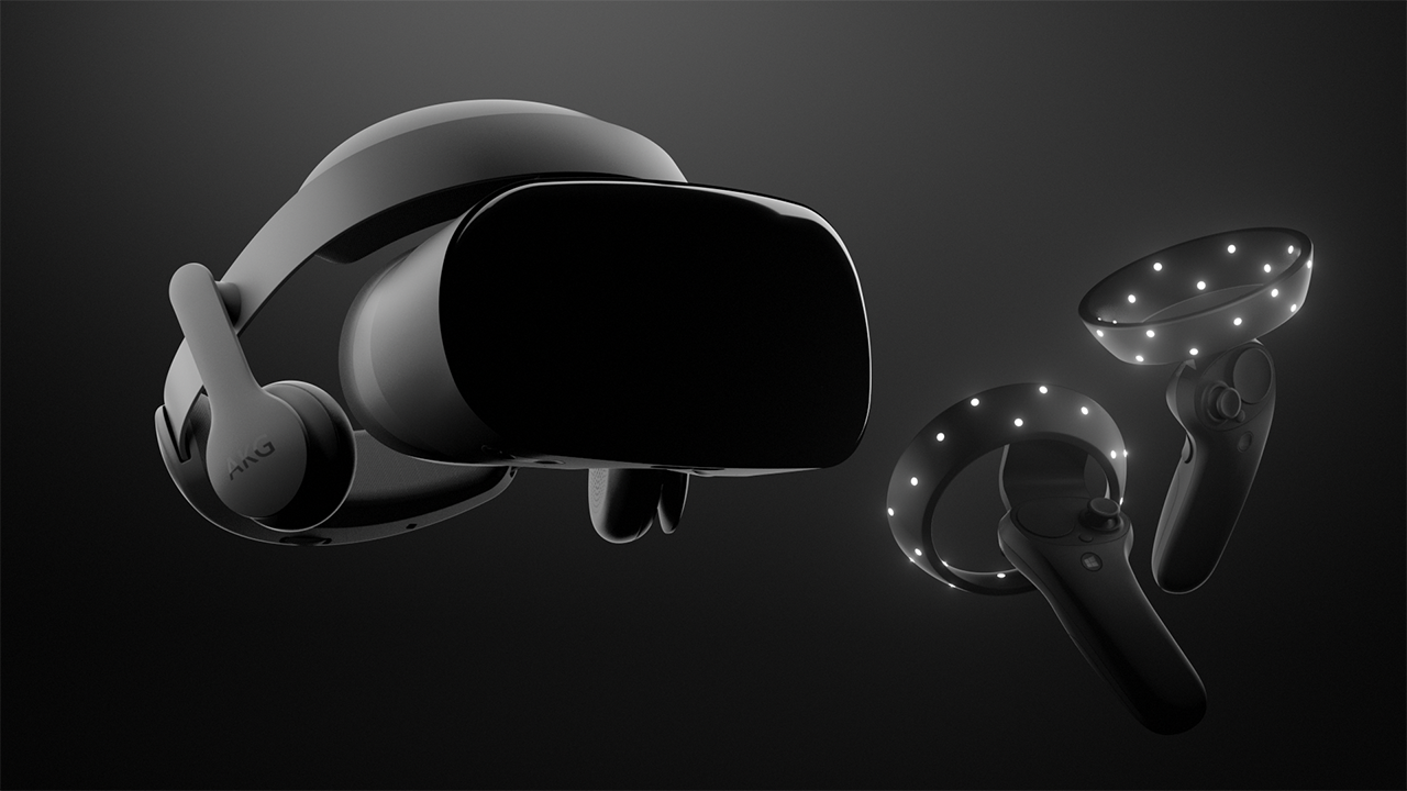 Samsung HMD Odyssey Mixed Reality Windows 10 Headset Launched, Costs $499