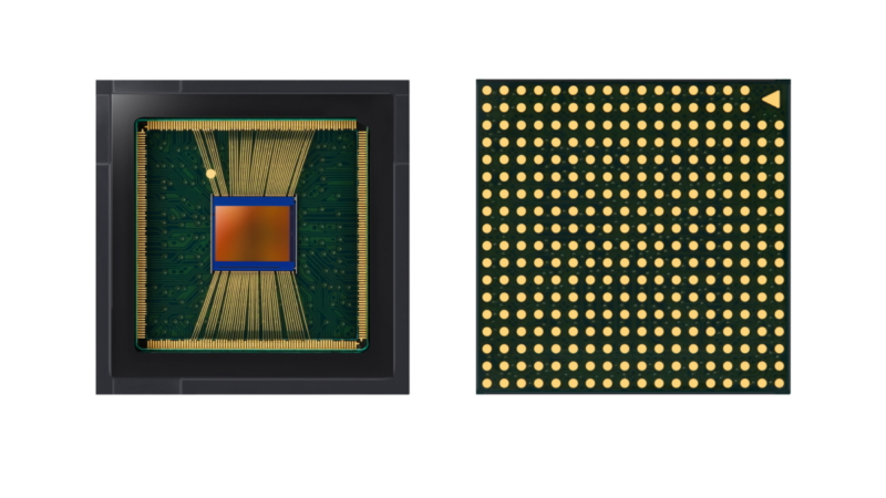 Samsung Launches the 'Smallest' Image Sensor For Mid-Range Smartphones