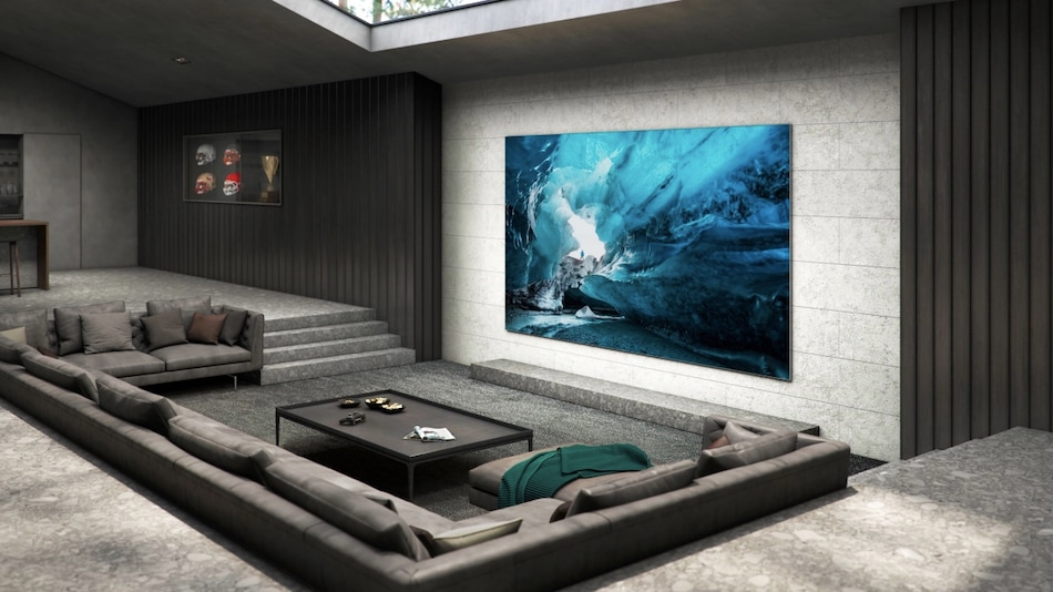 Samsung 110-Inch MicroLED TV Launched in South Korea