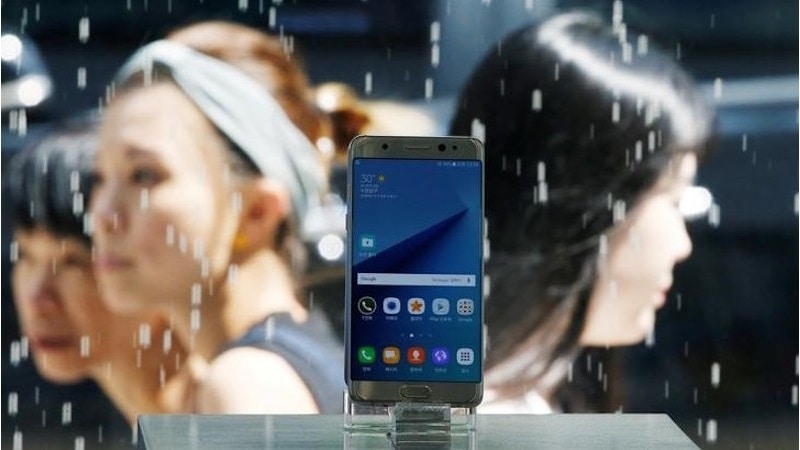 Samsung Could Face Second Recall as US Probes Burnt Galaxy Note 7