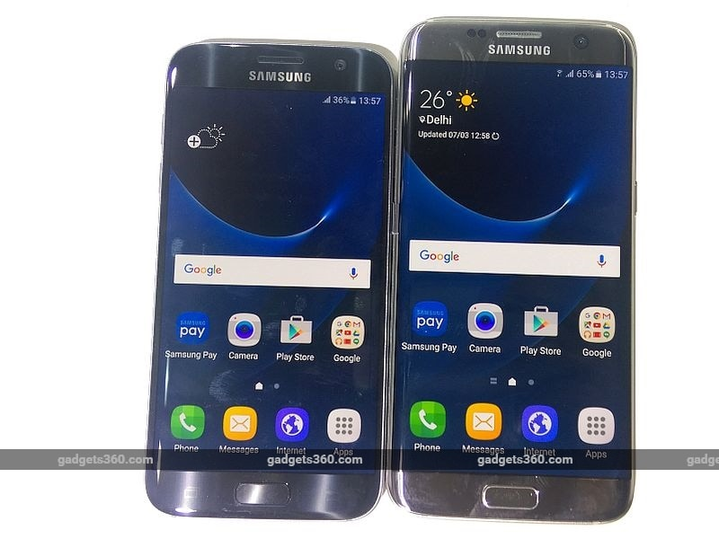 Samsung Galaxy S7, Galaxy S7 Edge Start Receiving Update in India; Brings Wi-Fi Calling and More