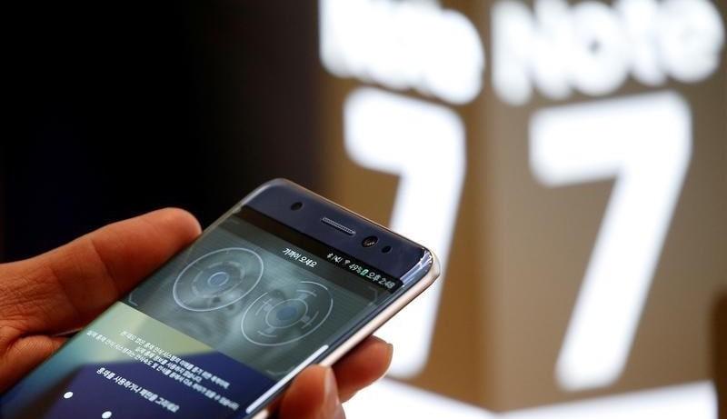 Note7 debacle hits Samsung 3Q profits