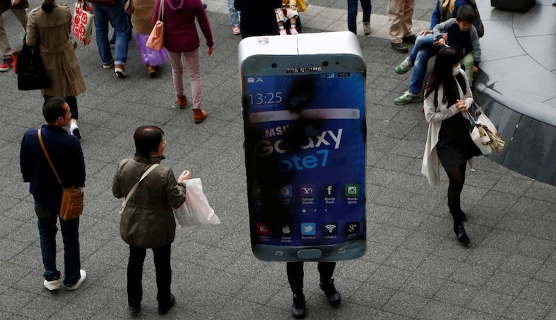 Samsung Reviewing Ways to Limit Environmental Impact of Galaxy Note 7