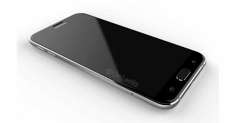Samsung Galaxy A7 (2017) Rumoured to Sport 16-Megapixel Front Camera, Water Resistance