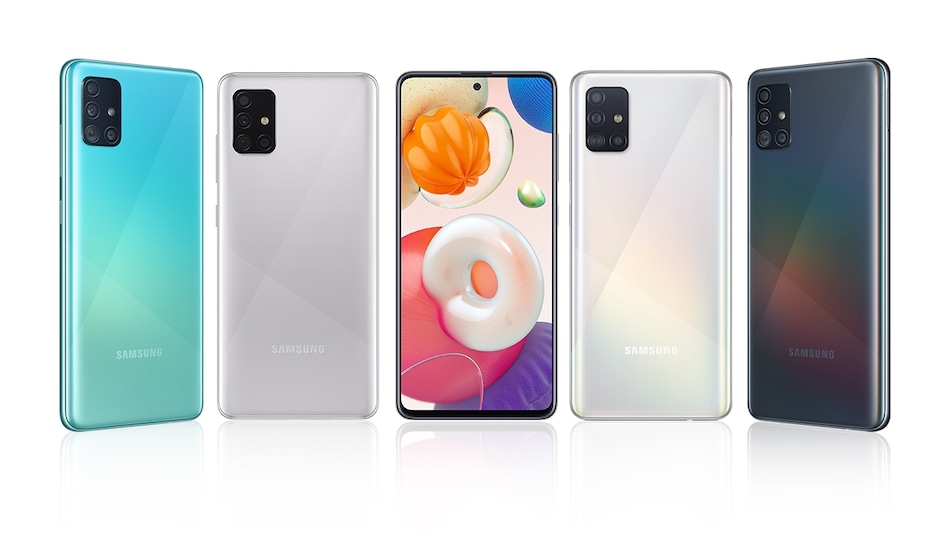 Samsung Brings Its Flagship Camera Innovation to Galaxy A Series - Galaxy A71 & A51, to Make Your Social Profile Awesome