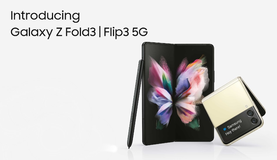 Samsung Galaxy Z Fold 3, Samsung Galaxy Z Flip 3 Foldable Phones Launched in India: Price, Specifications, Launch Offers