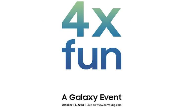 चार कैमरों वाला Samsung Galaxy फोन 11 अक्टूबर को हो सकता है लॉन्च