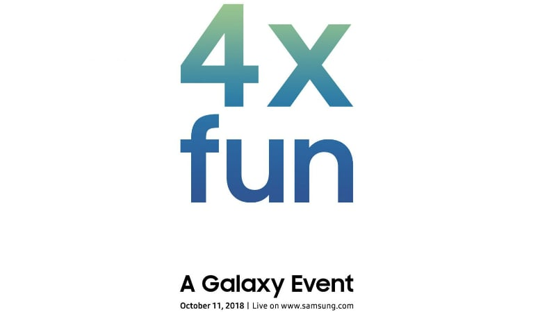 Samsung Galaxy Phone With 4 Cameras Expected to Be Launched on October 11