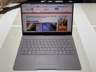 Samsung Galaxy Book S लैपटॉप लॉन्च, 23 घंटे की बैटरी लाइफ का दावा