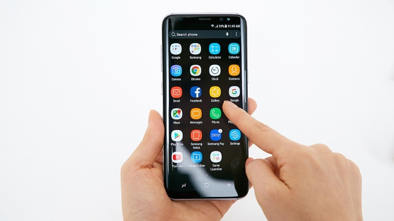 Samsung Galaxy S8 Material Costs Much Higher Than Predecessors