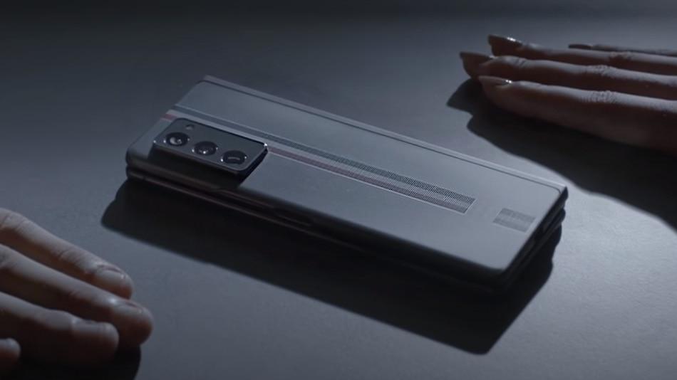 三星Galaxy Z Fold 2擁有特殊的Thom Browne版,且具有完整的規格