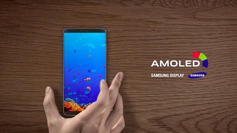 Samsung Galaxy S8 to Sport AMOLED Display, Bezel-Less Design, Promo Videos Suggest