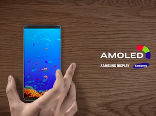 Samsung Galaxy S8 to Sport Bezel-Less AMOLED Display, Tip Promo Videos