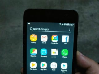 Samsung's Android Go Smartphone Leaked in Images, Appears Not to Run