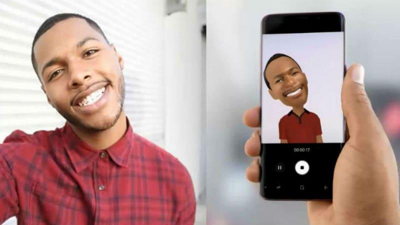 AR Emoji Isn't a Copy of Apple's Animoji, Says Samsung Mobile Chief