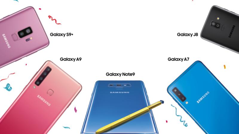 একাধিক জনপ্রিয় স্মার্টফোনে আকর্ষনীয় ছাড় দিচ্ছে Samsung