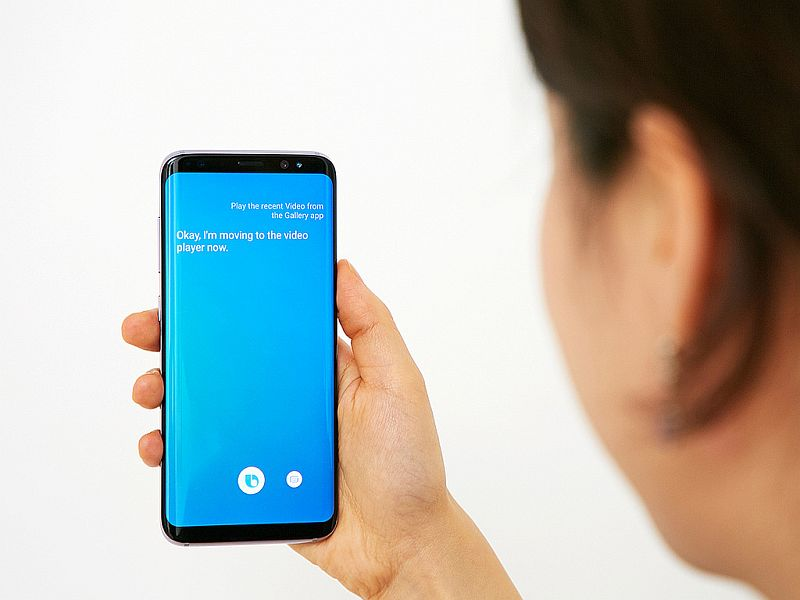 samsung galaxy s8 features bixby