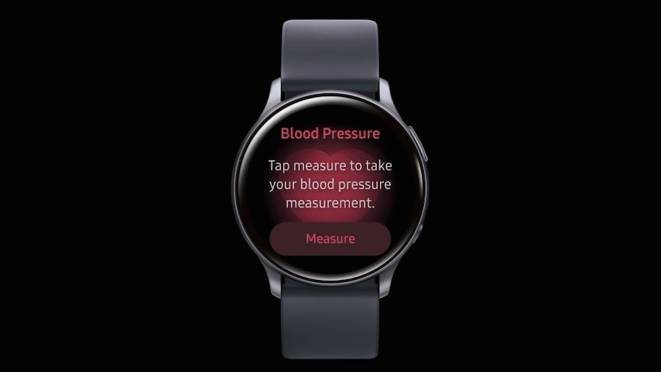 Samsung Announces Blood Pressure Monitoring App for Galaxy Watch Active 2