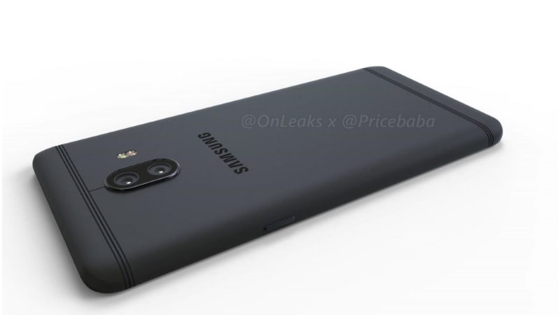 Samsung Galaxy C10 Photo Leak Tips New Dual Camera Setup Design